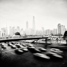 Megalopolis: Shanghai by Martin Stavars