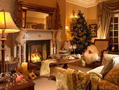 Christmas in Ireland...Hayfield Manor Hotel... Cork Ireland