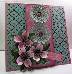 Embellishment #2 - B188 - Cheery Lynn Designs