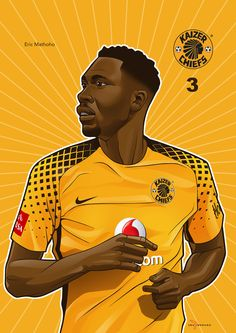 Iwisa Kaizer Chiefs Players_Poster Collection_Eric Mothoho Kaizer Chiefs, Chiefs Football, Soccer Teams, Soccer Kits, Chiefs Wallpaper, Cristiano Ronaldo Wallpapers, 4 Life, True Quotes, Gallery