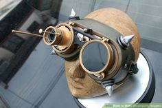 How to Make Steampunk Goggles: 15 Steps (with Pictures) - wikiHow
