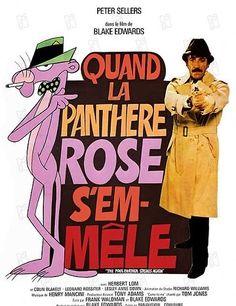 Quand la Panthère rose s'emmêle - http://cpasbien.pl/quand-la-panthere-rose-semmele/