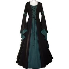 dornbluth.co.uk - medieval dressesmmm
