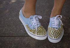 20 Ideas para decorar tus zapatos DIY