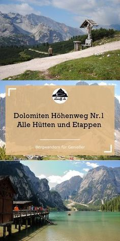 Dolomiten Höhenweg No. 1 - All huts and stages # hut hiking . - Dolomiten Höhenweg No. 1 – All huts and stages # hut hiking - Wanderlust Travel, Places To Travel, Places To See, Hiking Photography, Reisen In Europa, Costa Rica Travel, Europe Destinations, Plein Air, Journey