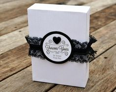 Romantic Coupon Gift Box - Elegance Set - Present for him or her, for valentines, anniversaries and birthdays. $17.50, via Etsy.