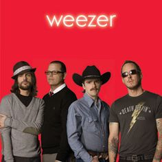 I don't think there is any other band where I really hate the songs I hate, but I totally dig the songs I dig.  There is no middle ground with me and Weezer.