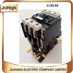 China Manufacture 65A 3 Pole AC Contactor Copper Point ,Sliver Point ,Low Price