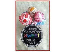 These labels can be used for any sweet treat that you decide to delight your students with for meet your teacher night or for the first day of school.  The labels are in color and black and white.   Enjoy!