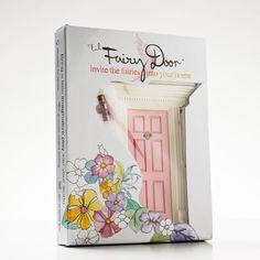 Toys Lil Fairy Doors Giftware http://www.adairs.com.au/adairs-kids/giftware/toys/adairs-kids-girls/lil-fairy-doors