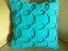 capa de almofada em Oxford, cetim ou tafetá. Pode ser feita em outras cores.