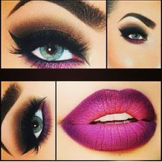 So freaking cute love the color especially the fuchsia on the bottom of the eye