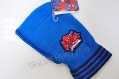 Czapka Dziecięca Kominiarka Spiderman 770-909  _A12  (3-8)