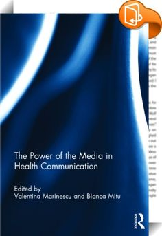 The Power of the Media in Health Communication    :  Health is a contested concept that has been defined in numerous ways. The media is extremely powerful in promoting health beliefs and in creating role models for contemporary people. The ways in which health is defined or understood can have wide-ranging implications and can have an impact on issues such as health promotion or health literacy. Health presentation in the media has a significant social impact because this type of messa...