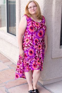 Tank style dresses size 26