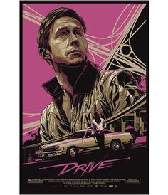 """Drive"" by Ken Taylor, via Mondo."