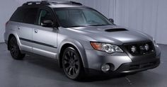 Rare Turbo Manual 2008 Subaru Outback XT Could Be Your Next Perfect Daily #Galleries #Subaru