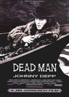 Black & white acid western based on the poetry of Blake, with an original score by Neil Young. And there's Johnny Depp. Favorite movie.