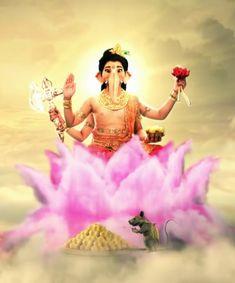Ganesha Painting, Ganesha Art, Lord Ganesha, Lord Shiva, Jai Ganesh, Shree Ganesh, Ganpati Bappa Wallpapers, Kali Ma, Ganesh Wallpaper