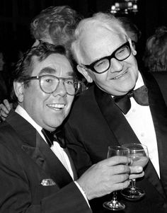 Inch Print - High quality print (other products available) - Comedians Ronnie Corbett (left) and Ronnie Barker, the BBC& comic team, & Two Ronnies& - Image supplied by PA Images - Photo Print made in the USA British Comedy, British Actors, British Celebrities, American Actors, Ronnie Corbett, The Two Ronnies, Ronnie Barker, Comedy Actors, Classic Comedies