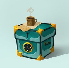 Olga Deeva on Behance