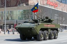 Pavel Myth YB Bumerang-platform armored vehicles to enter state trials in 2021 - Military & Defense - TASS In April this year, the Military ...