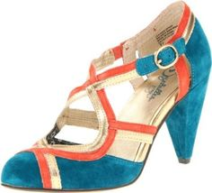 Amazon.com: Seychelles Women's Petunia Suede Pump: Shoes