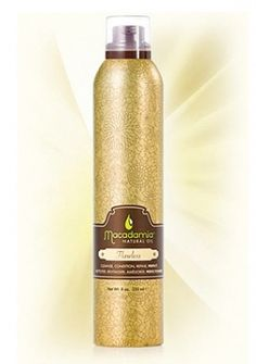 £25.75 Flawless Shampoo and conditioner www.macadamiahair.co.uk