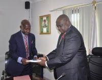 Hot News Naija: Magu Assumes Office as EFCC Boss, His Remarks!
