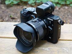 Binoculars, Nikon, Lenses
