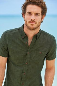 Justice Joslin Models Next Summer 2015 Styles 2018 Mens Casual, Men Casual, Blue Hazel Eyes, Photo Pose For Man, Justice Joslin, Canadian Football League, Ginger Men, Poses For Men, Casual Hairstyles