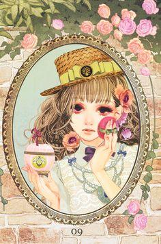 ❤٩(๑•◡-๑)۶❤                                        Hiromi Matsuo