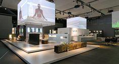 VitrA | ISH Frankfurt 2009 | Totems Communication & Architecture