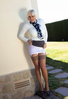 Nylons jan burton