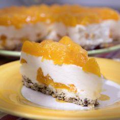 Mandarinen-Müsli-Torte