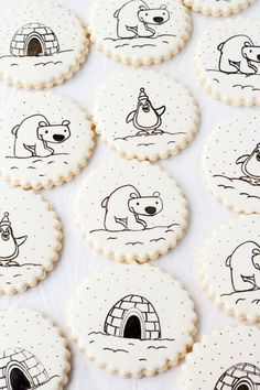 How to Stamp on a Cookie- Decorating sugar cookies just got easy! by thebearfootbaker.com