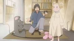 Honey And Clover, Nerd, Family Guy, Guys, Anime, Fictional Characters, Image, Anime Shows, Boyfriends