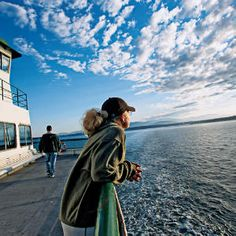 The Northwest's five best ferry rides - Sunset