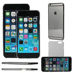 """Slim case for iphone 6 and 6 Plus. Transparent clear, snap-on easy fit.   iPhone 6 Clear Case - 4.7"""" - Case TechTM Crystal Clear Collection Case - Hard Transparent Material - Life-Proof Protection - Super Slim Armor Case With Best Design For Your Apple Phone - New And Stylish For Girls Or Guys - ATT, Verizon, Sprint, Unlocked - Lifetime Replacement Guarantee CaseTech http://www.amazon.com/dp/B00PQTQ7RU/ref=cm_sw_r_pi_dp_5NdRub1NYKZR5"""