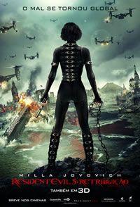 Resident Evil 6 já tem data para chegar aos cinemas [ATUALIZADO] > Cinema   Omelete