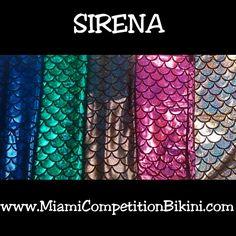 SKS Sirena Competition Bikini