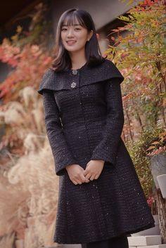 New Korean Drama, Korean Drama Stars, Jennifer Winget, Korean Actresses, High Neck Dress, Actors, Outfits, Dresses, Feels