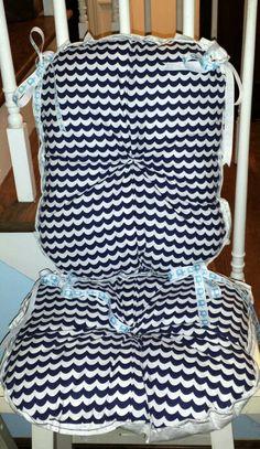 Rocking chair cushion for Hailey