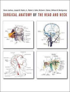 Surgical Anatomy of the Head and Neck by Parviz Janfaza M.D.. $350.00. Publication: June 15, 2011. Publisher: Harvard University Press; 1 edition (June 15, 2011). 932 pages. Edition - 1