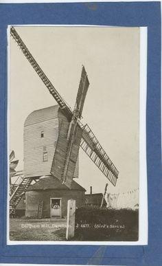 Darsham Mill, real photographic postcard. | eBay