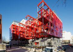 Version Rubis Architects: Jean-Paul Viguier et Associés Location/Year: Montpellier, France / 2013