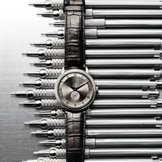Low-Profile Watch: Omega