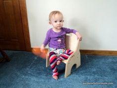 DIY Baby Legwarmers