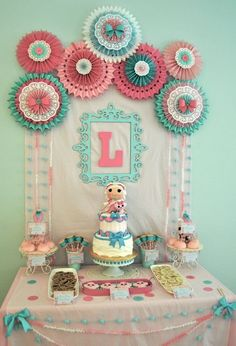"Photo 8 of 35: Lalaloopsy Party / Birthday ""Lolaloopsy Suzetta La Sweet Tea Party"" 