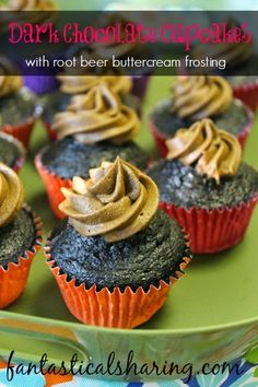 1000+ images about Recipes - Cupcakes on Pinterest | Chocolate ...